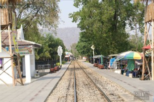 Kwae river railway