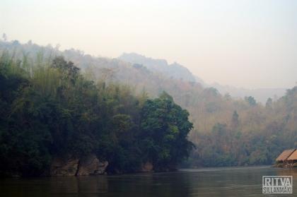 Kwai River scenery