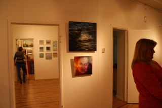 my art exhibition opening