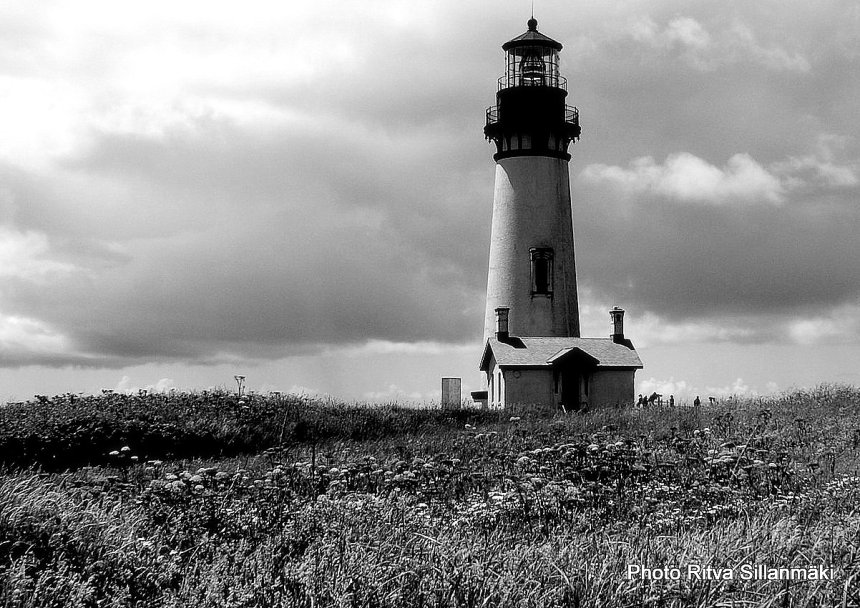 Lighthouse in Oregon