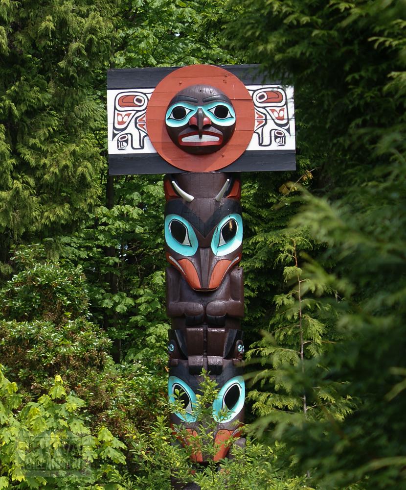 Vancouver, Stanley park-174