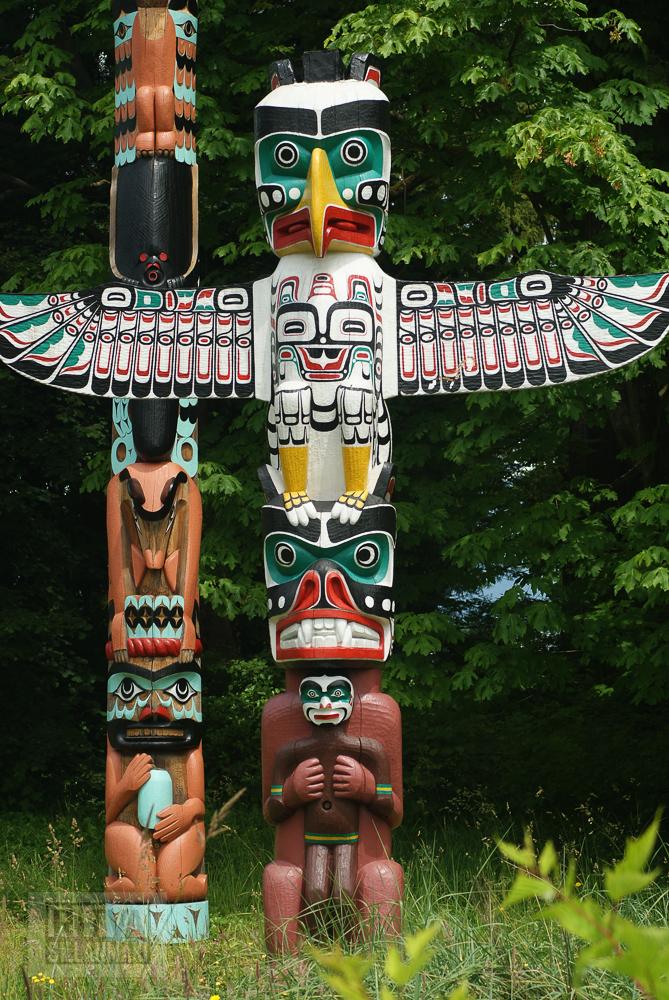 Vancouver, Stanley park-183