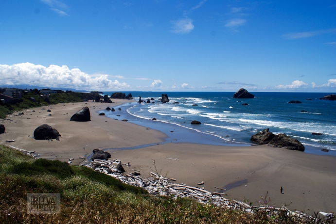 Oregon coastline - beaches-37