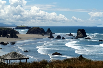 Oregon coastline - beaches-59