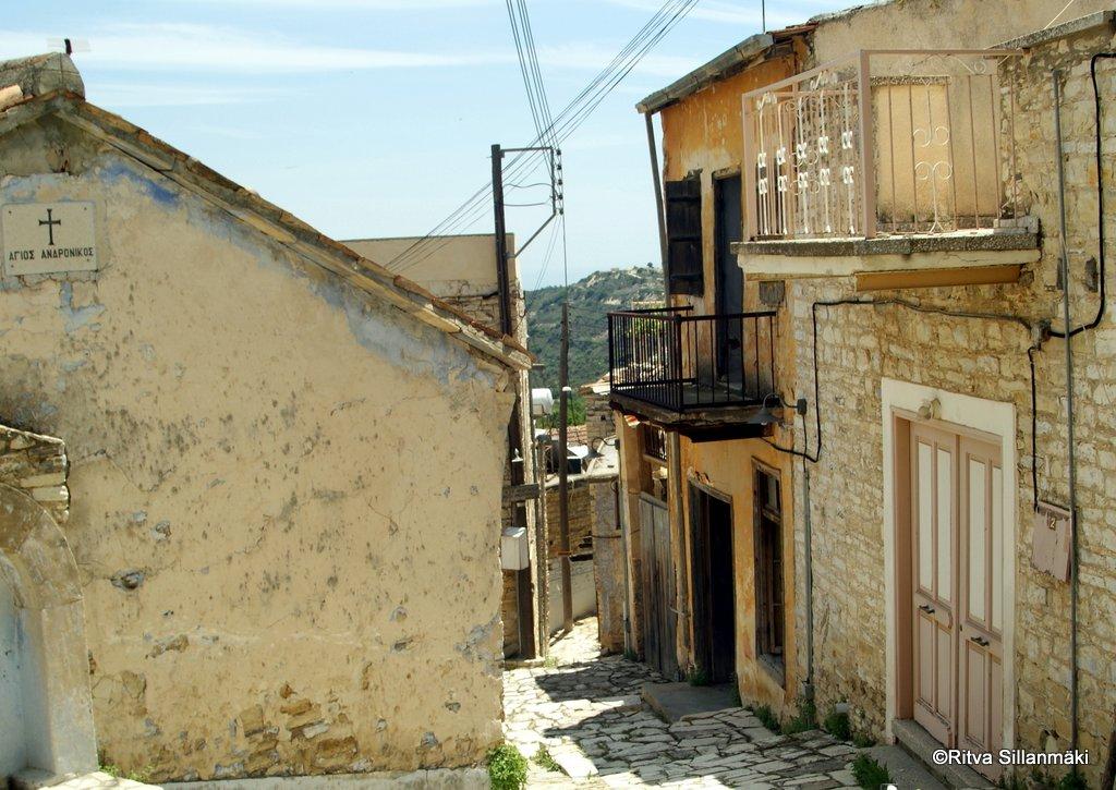 Lefkara: Cyprus' Lace Village