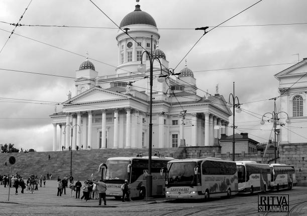 Buses in Helsinki