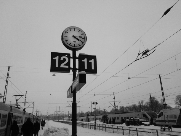 trains in Helsinki