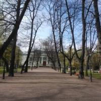 Rutto puisto (Plague park)