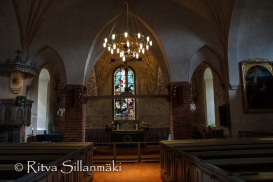 Espoo Old Church-37