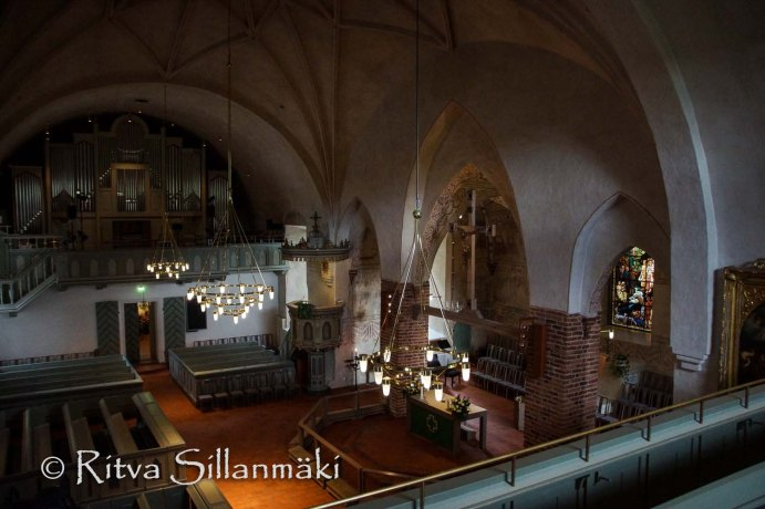 Espoo Old Church-50