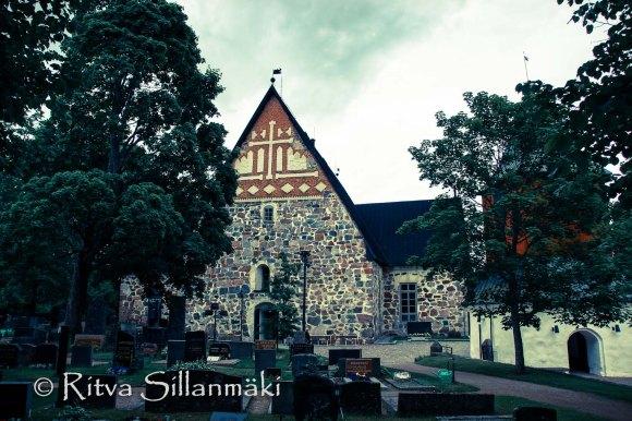 Espoo Old Church-88