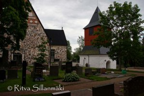 Espoo Old Church-94