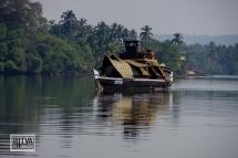 Goa India, Chapora River (48)