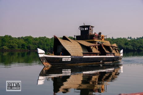 Goa India, Chapora River (50)