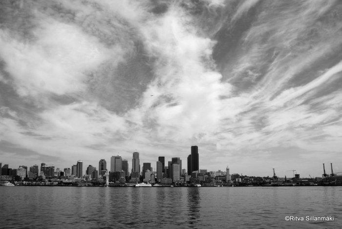 Seattel skyline