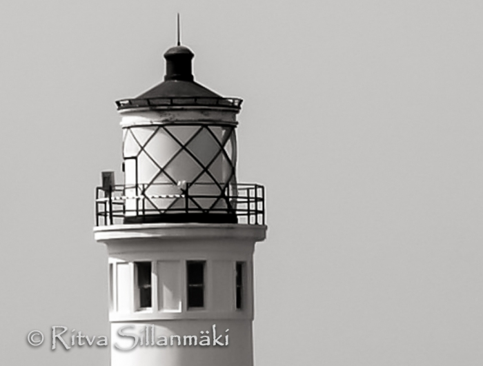 Ritva Sillanmäki - CA light house (2 of 3)