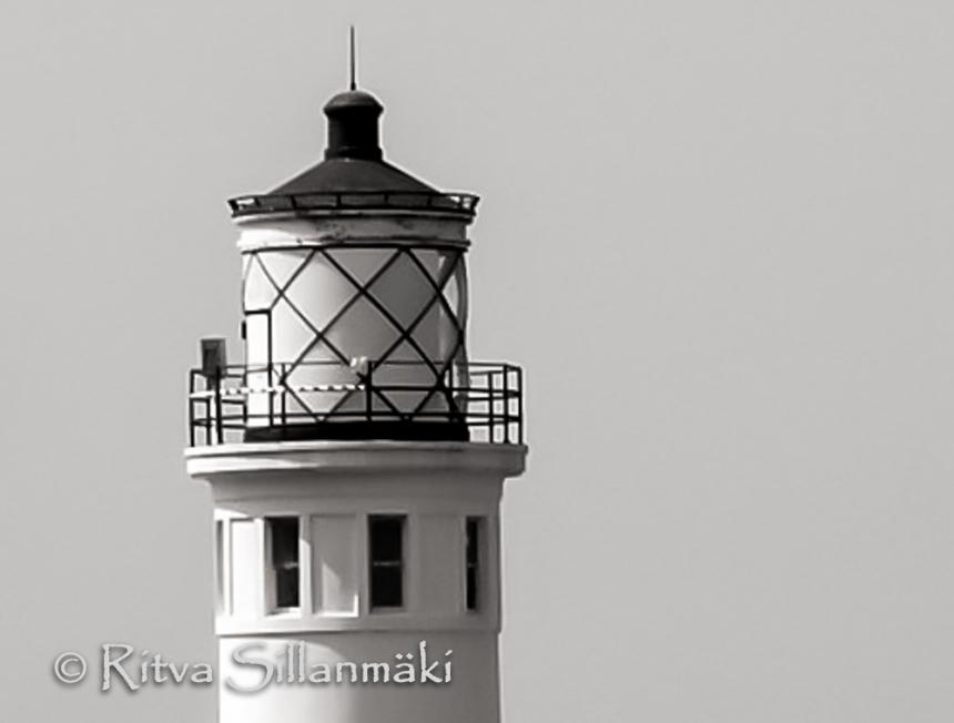Ritva Sillanmäki - CA light house (2 of 3)