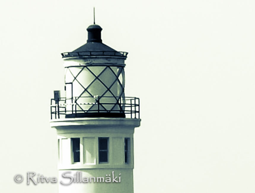 Ritva Sillanmäki - CA light house (3 of 3)