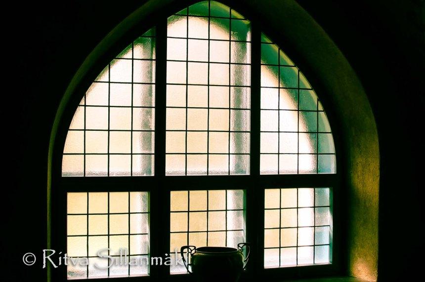 Living room window