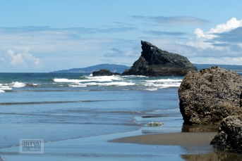Oregon coastline - beaches-106