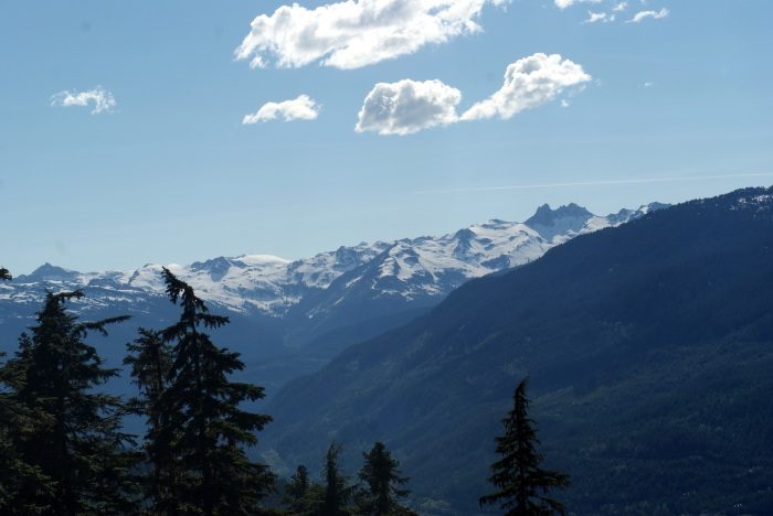 Canada, mt. Whistler