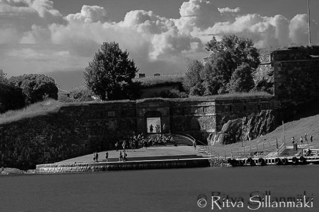 Suomenlinna fortress-4 the gate