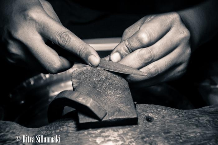 Ritva Sillanmäki - Hands-1