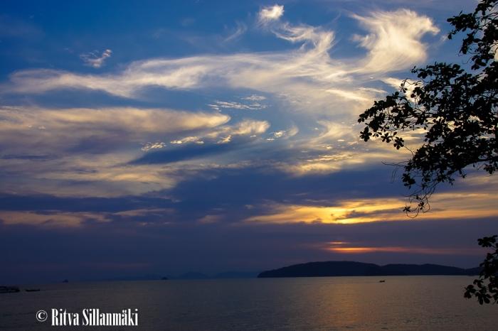 sunset Krabi-1