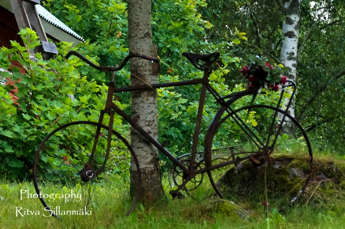 Immilän mylly, Rusty Bike