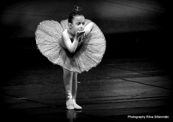 Ritva Sillanmäki - Ballerina