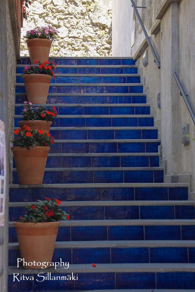 Blue stairs -Ravello  (138 of 353)