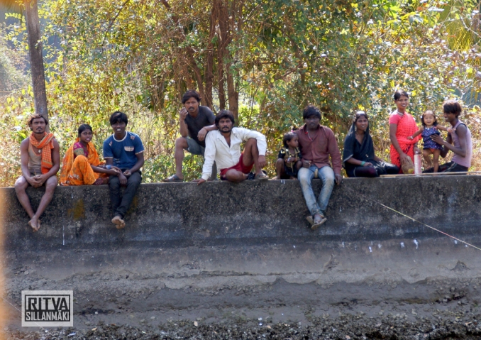 Goa India, Chapora River (125)