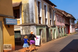 Goa India, Panjim -street life (13)