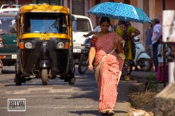 Goa India, Panjim -street life (3)