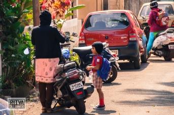 Goa India, Panjim -street life (9)