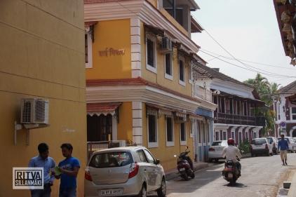 Goa India, Panjim(710)