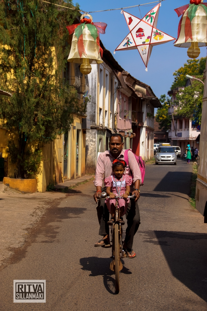 Goa India, Panjim(737)