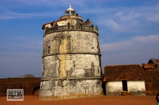 Goa India, Panjim-Portugese fort (15)