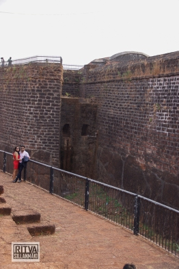 Goa India, Panjim-Portugese fort (2)