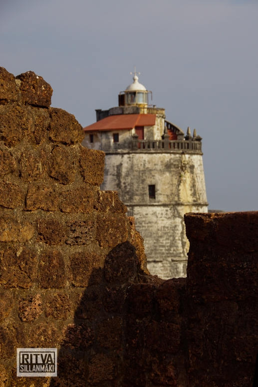 Goa India, Panjim-Portugese fort (23)