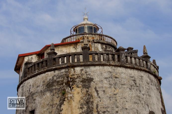 Goa India, Panjim-Portugese fort (9)