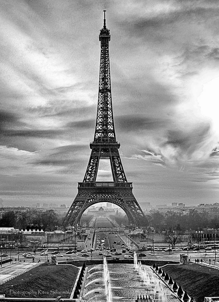 Paris -Eiffel Tower
