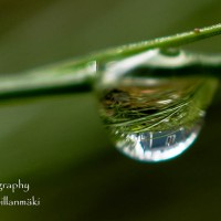 close, closer, droplet