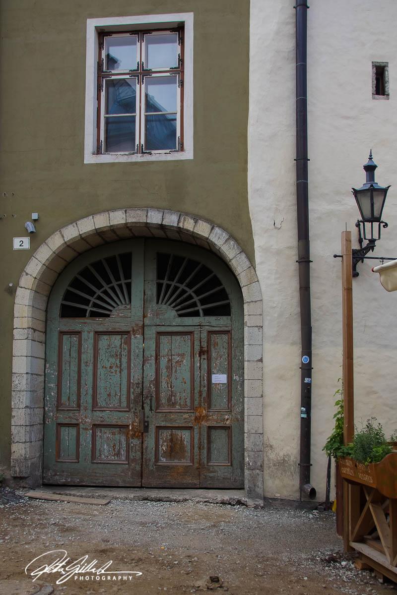 rustic-door