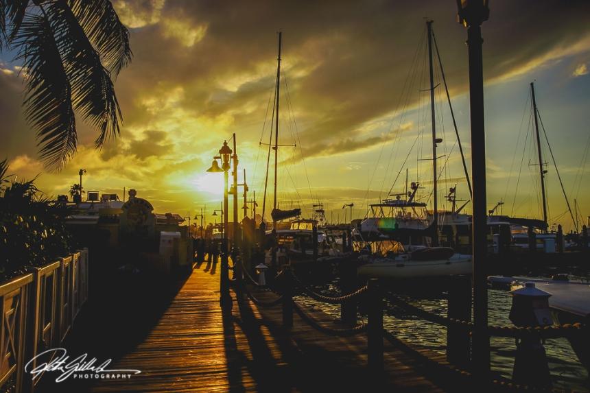 sunset-at-key-west