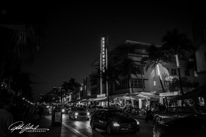 Art Deco south Miami Beach. night-30