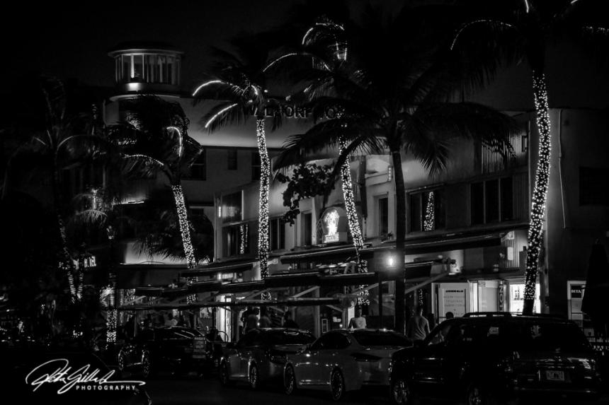 Miami South Beach- BW (6 of 7)