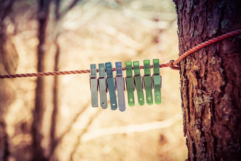 clothespin-