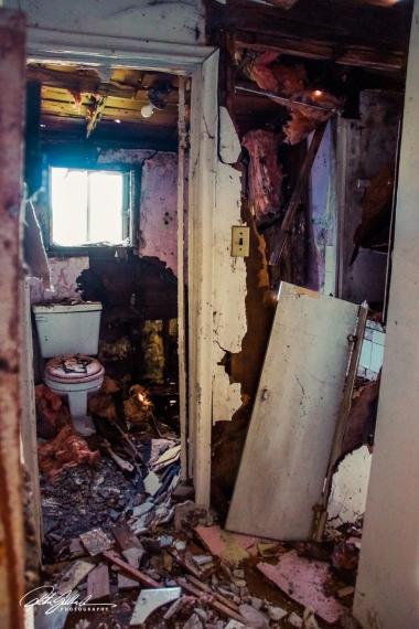abandoned house--17