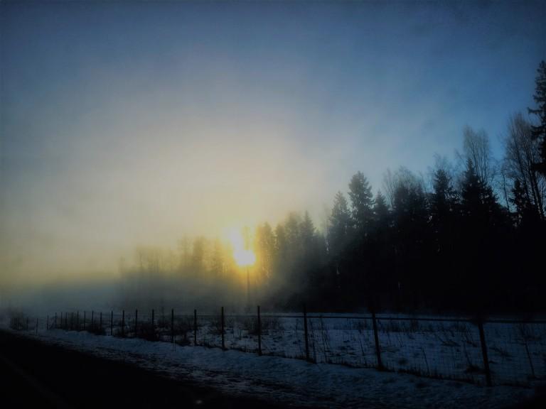 Sunrise in APril_2